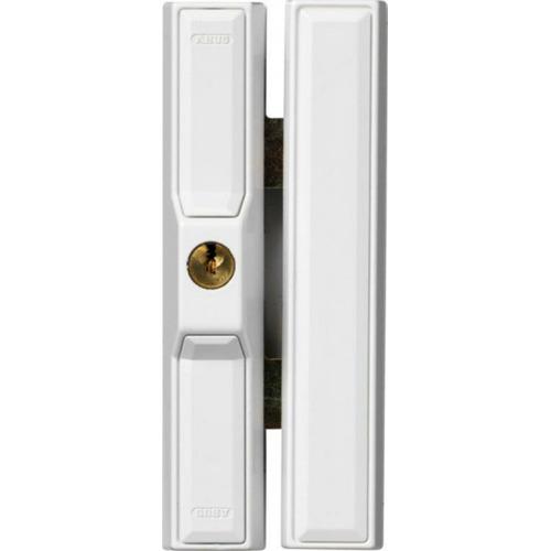 Abus Fenstersicherung FTS88; weiss inkl. 2 Schlüssel; AL0125 gleichschließend; 31739-2