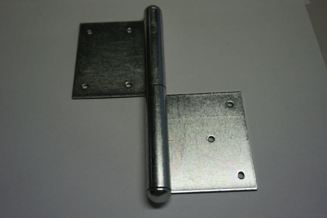 GSG Fitschenband 160mm TC80 fester Stift DR verz.